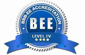 BEE Level 4 Compliant